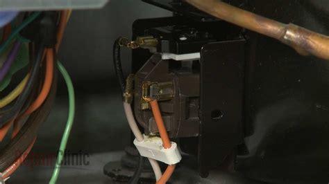 Freezer Start Relay Switch Wiring Diagram by Ge Refrigerator Ptc Relay Replacement Wr07x10025