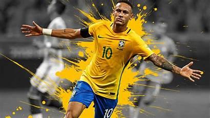 Neymar 4k Jr Desktop Brazil Football Wallpapers
