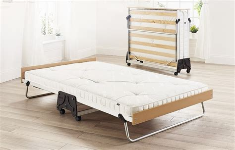 J Bed by Be J Bed Folding Bed With Pocket Sprung Anti Allergy