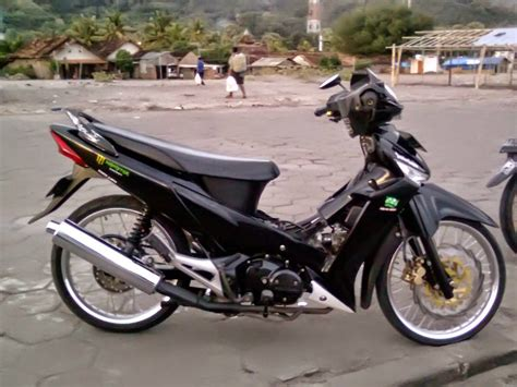 Modifikasi Motor Supra X by Modifikasi Motor Honda Supra X 100cc