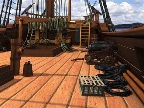 pirate ship wallpaper pirate ship deck deck  ship