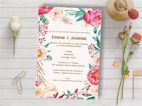 wedding invitation wording samples tips thatsweetgift