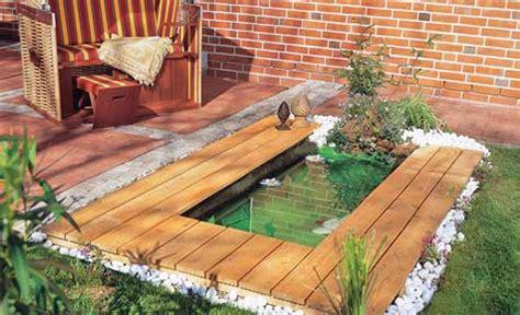Schwimmteiche Für Kleine Gärten by Der Teich Teich Anlegen Selbst De