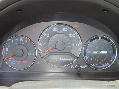 old car manuals online 2002 honda civic instrument cluster image 2003 honda civic 4 door sedan hybrid manual instrument cluster size 640 x 480 type