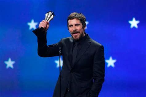 Critics Choice Awards Christian Bale Olivia Colman