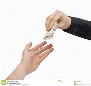 Business Cash Transaction stock photo. Image of credit ...