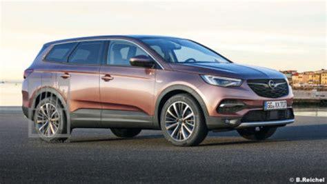 Opel Nieuwe Modellen 2020 by Opels Gro 223 Es Suv 2019 Autobild De