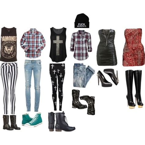 Badass outfits 5. by crazygirlandproud on Polyvore featuring Arden B. Au00c3u00a9ropostale Full Tilt ...