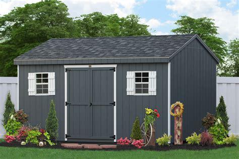 storage sheds and garages custom storage sheds custom prefab buildings garages