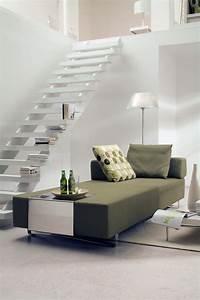 Schöner Wohnen Treppenhaus : wand farbig streichen grau ~ Markanthonyermac.com Haus und Dekorationen