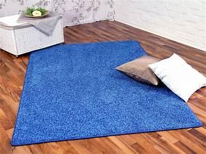Teppich Hochflor Blau : hochflor shaggy teppich prestige blau in 24 gr en teppiche hochflor langflor teppiche gr n und blau ~ Indierocktalk.com Haus und Dekorationen