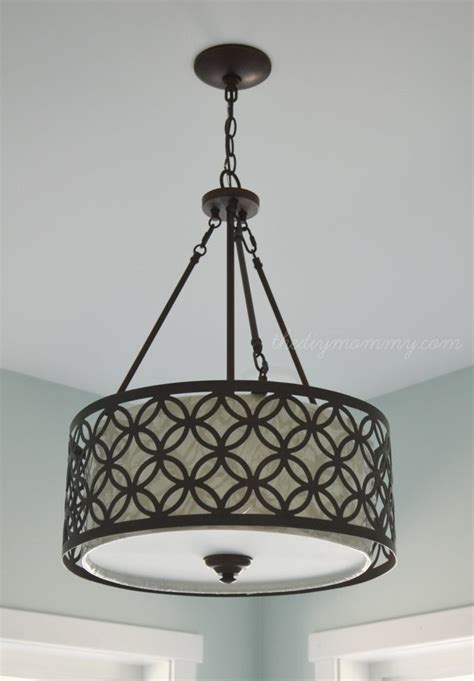 drum shade chandelier lowes 28 images whitfield