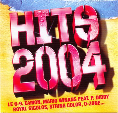 Find the top 100 country songs for the year of 2004 and listen to them all! Hits 2004 (2004, CD)   Discogs