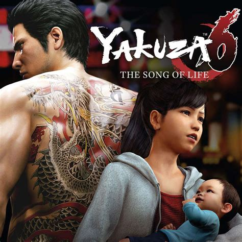 yakuza   song  life gamespot