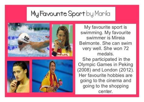 Sport Is My my favouritesport6b