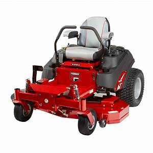 400s Series Zero Turn Lawn Mower