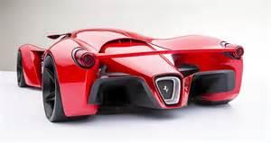 Foto Ferrari F80 Concept, rendering Adriano Raeli, Foto ...
