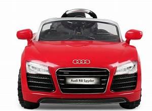 Audi R8 Enfant : voiture lectrique enfant audi r8 rouge ~ Melissatoandfro.com Idées de Décoration