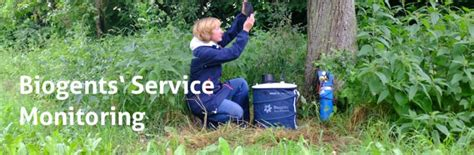 Gemeinden und Monitorings - Biogents AG