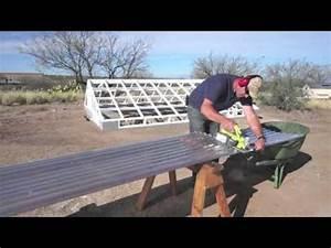 Palram Sunlite Installation : how to install polycarbonate roofing doovi ~ Frokenaadalensverden.com Haus und Dekorationen