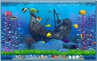 Free Animated Fish Tank Screensaver