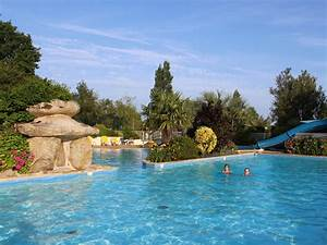 camping bretagne avec parc aquatique chauffe camping de With camping fouesnant avec piscine couverte