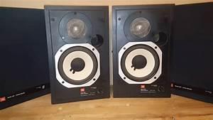 Vintage JBL 4401 Pro Studio Monitors- Sale Demo - YouTube