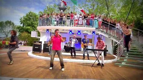 Pur  Stark  Zdf Fernsehgarten (16 Juni 2013) Youtube