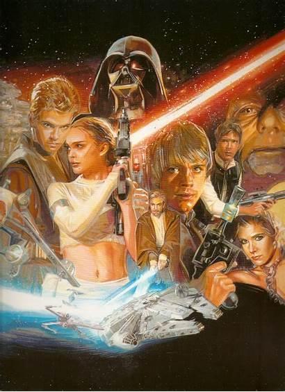 Wars Star Illustrations Inspirational Lee Tommy Edwards