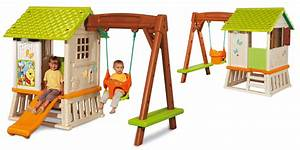 Cabane Enfant Plastique : maison toboggan smoby les cabanes de jardin abri de ~ Preciouscoupons.com Idées de Décoration