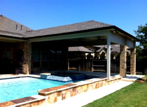 covered pool patio design the act of creating patios