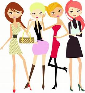 Girls Night Out Clipart - clipartsgram.com