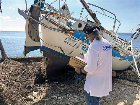 Boat Salvage After Hurricane by How Boatus Handles Hurricane Claims Boatus Magazine