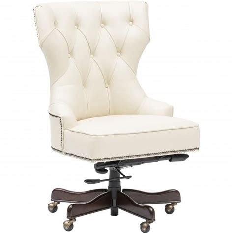 white home office chair buying white leather office chair furniture design