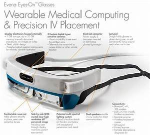 New Medical Smart Glasses Allows Professionals To See