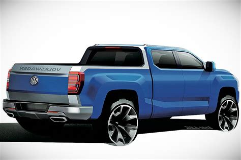 volkswagen amarok   god damn good truck