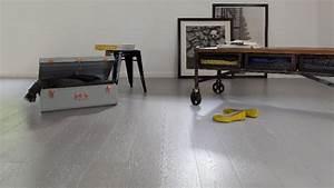 Comment renover un parquet vitrifie ou stratifie for Awesome peindre un parquet ancien en blanc 1 10 idees originales pour peindre un parquet deco cool