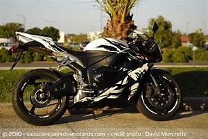 Moto De Ville : essai moto honda cbr 600 rr ~ Maxctalentgroup.com Avis de Voitures