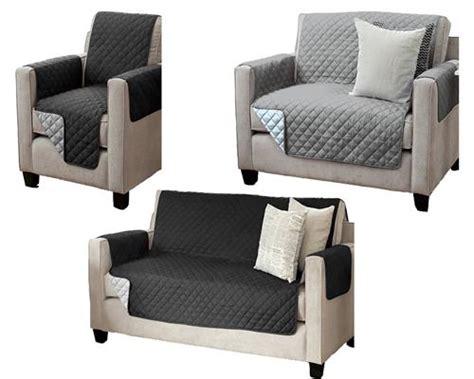 Sofa Savertm by Reversible Seat Cover Sofa Saver 1 Sitzer 2 Sitzer 3