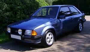 Ford Escort Xr3i : 1983 ford escort xr3i sport car technical specifications ~ Melissatoandfro.com Idées de Décoration