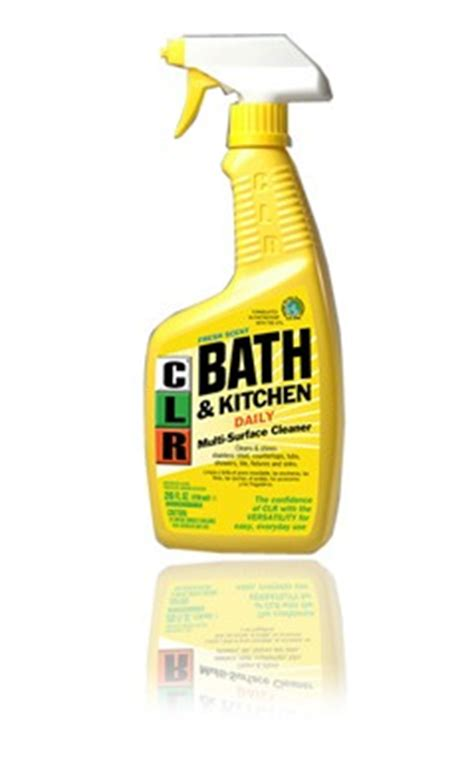clr bathroom cleaner ingredients into cleaning with clr bath kitchen giveaway 5