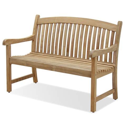 amazonia teak newcastle  foot teak bench teak patio