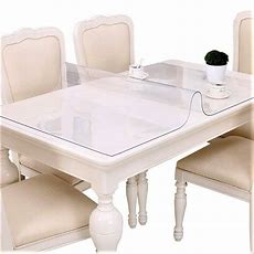 Furniture Protective Cover Dining Kitchen Table Protector