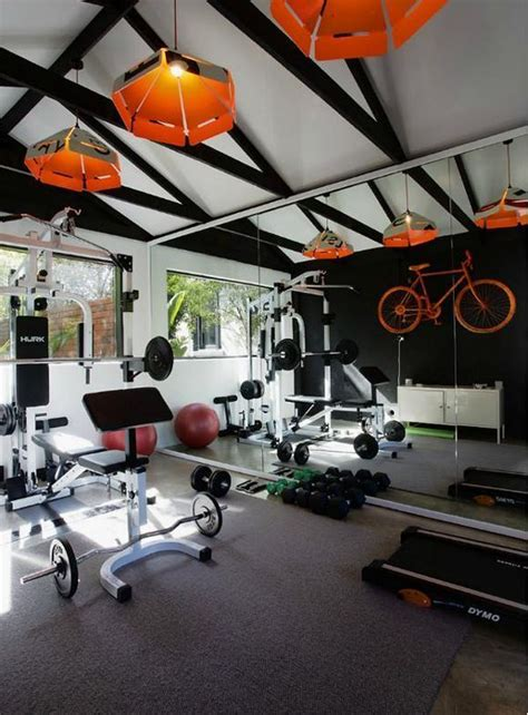 Garage Workout Room Ideas by Turn Your Garage Into A Workout Room For The Home