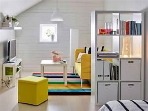 Einrichtungsideen Für Kleine Räume : kleine r ume optimal einrichten raumteiler f r die einzimmerwohnung wohnung pinterest ~ Sanjose-hotels-ca.com Haus und Dekorationen