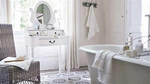 Maison Du Monde Salle De Bain : une d co de style romantique dans la salle de bains ~ Melissatoandfro.com Idées de Décoration