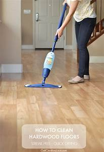 25 spring cleaning hacks for your home creative juice With how to disinfect wood floors