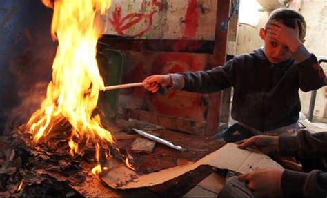 cruelty children pour fuel  schoolboy  set