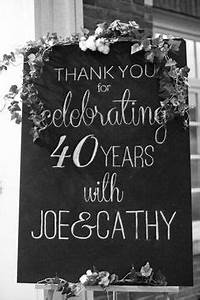 wedding anniversary 25th 30th 40th 50th 60th table With kitchen cabinets lowes with gold 50th anniversary stickers