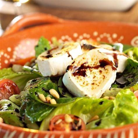 cuisine mondial kit recette salade chevre chaud swyze com